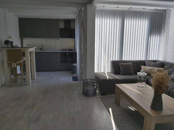 woonkamer met open keuken prunus 7